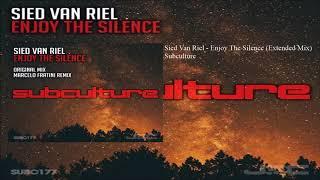 Sied van Riel - Enjoy The Silence (Extended Mix)