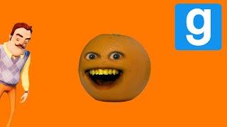 Annoying Orange in Gmod Form