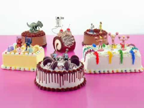 Baskin And Robbins Ice Cream And Cake Commercial