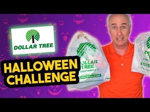 Dollar Store Halloween Costume Challenge For 2019!