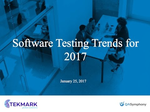 What Will Testing Hold in 2017 - Keith Klain