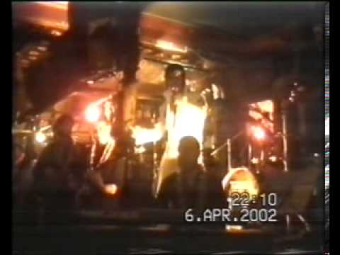 Nico & The Band Live Elvis Show *South Pacific Club London SW11*  06  April  2002.flv