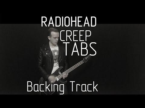 Radiohead Creep cover (tabs, backing track and lyrics)
