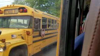 Ride Baumann Bus 2011 Blue Bird Vision 10404