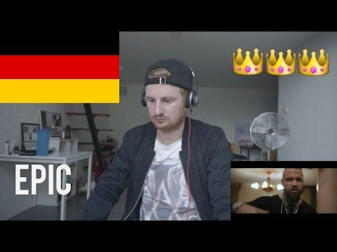 *EPIC SONG* GERMAN RAP REACTION // KOLLEGAH - Legacy (Official HD Video)