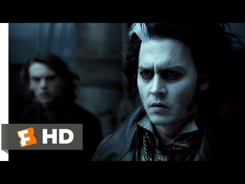 Sweeney Todd 18 Movie CLIP  No Place Like London 2007 HD