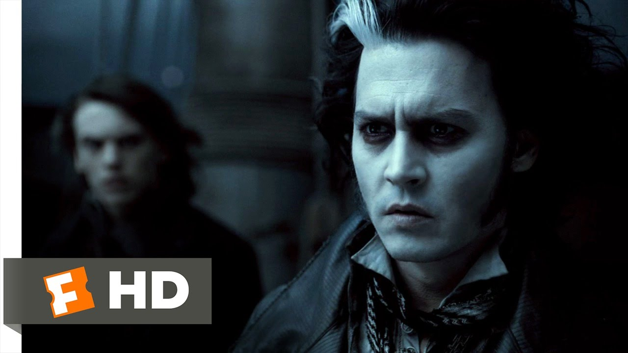 Sweeney Todd 1 8 Movie CLIP