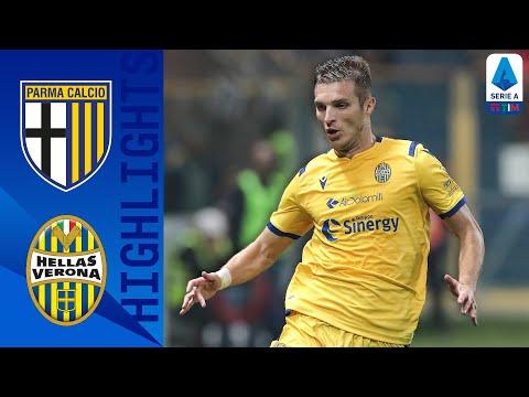 Parma 0-1 Verona | Lazović's Brilliant Strike Seals the Win for Verona! | Serie A