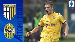Parma 0-1 Verona | Lazović's Brilliant Strike Seals the Win for Verona! | Serie A