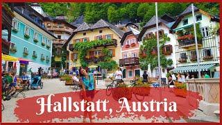 Hallstatt, Austria - دهکده ی هالشتات در اتریش