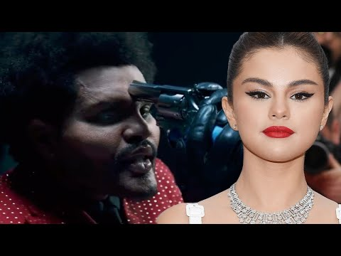The Weeknd Shows Selena Gomez LOVE In New Music Video 'Save Your Tears' While DISSING The Grammys!