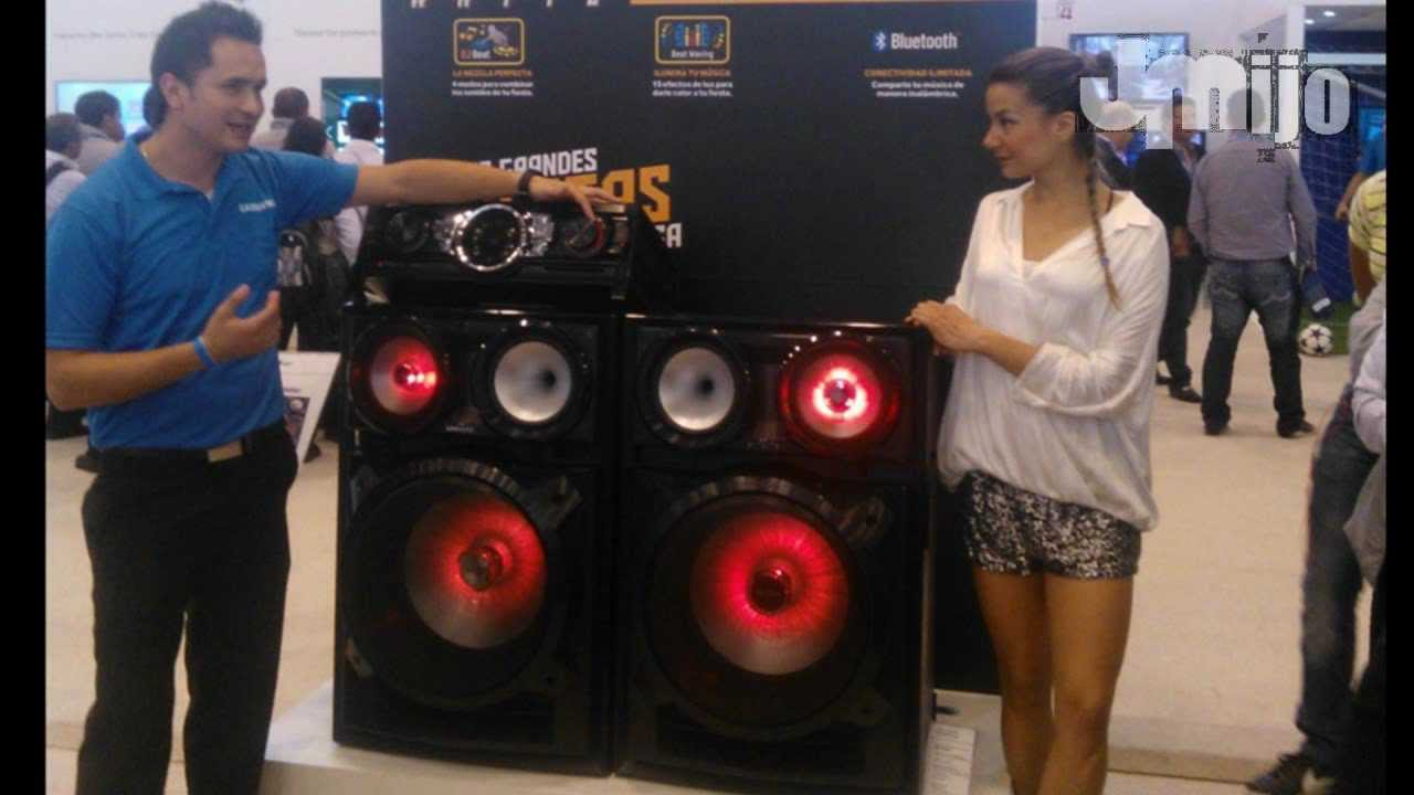 Nuevos Samsung Giga Sound Beat 2013 Youtube
