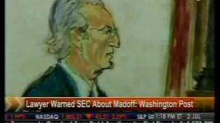 Afternoon Newsbites - Madoff Scandal, Lear Bankruptcy - Bloomberg
