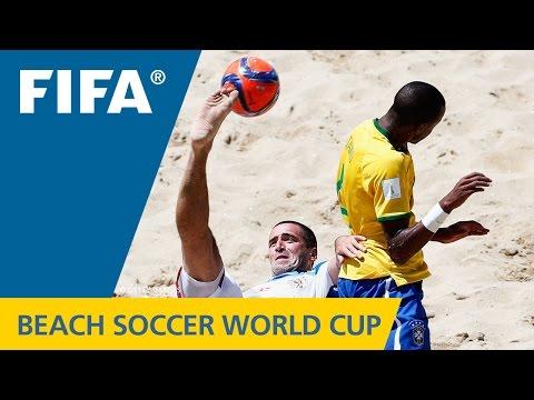 HIGHLIGHTS: Brazil v.