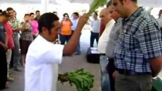 """Mágica ceremonia en Zacualpan """"Pueblo Mágico"""""""