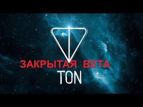 Закрытое тестирование блокчейн платформы TON от Павла Дурова