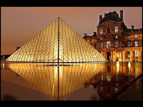 Louvre Pyramid Facts For Kids