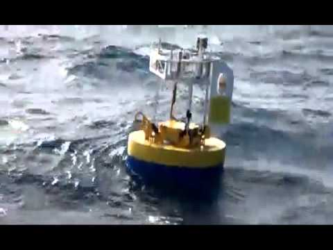 Integrated Marine Observing System (IMOS) Southern Ocean flux station buoy