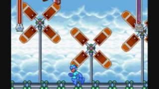 Mega Man & Bass - Tengu Man Perfect Run - Part 1