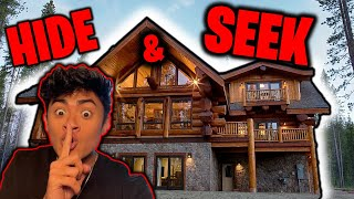 HIDE and SEEK in NEW HOUSE!!!