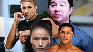 Nam Phan says Brendan Schaub and Greg Wilson are POS for offending Asians
