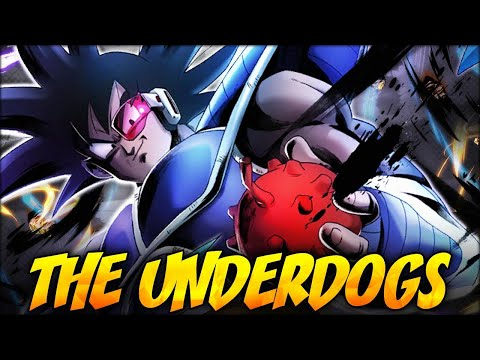 (Dragon Ball Legends) The Underdogs: Turles