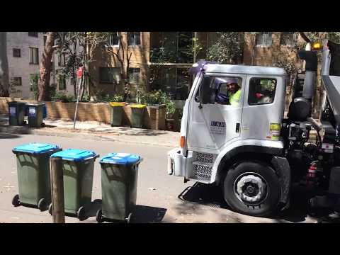 Lane Cove North Waste Collection