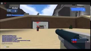 ROBLOX - Hex Arena Shooter Gameplay | TitaniumXPro