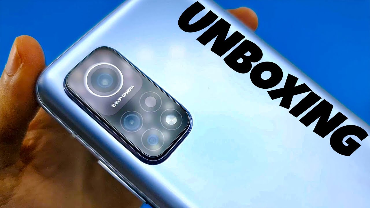 Xiaomi Mi 10T 5G Unboxing