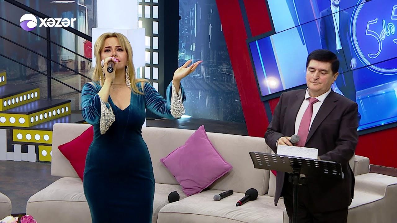Zenfira İbrahimova & Metanet Esedova - Canli Toy Super ifalar