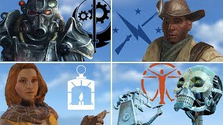 Fallout 4 Ultimate Faction Guide