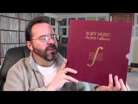 Roxy Music Vinyl Box Set