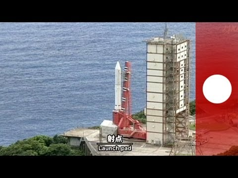 Japan's new EPSILON rocket  launch: second fail at lift-off