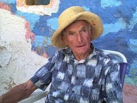 Leonard Knight Interview at Salvation Mountain