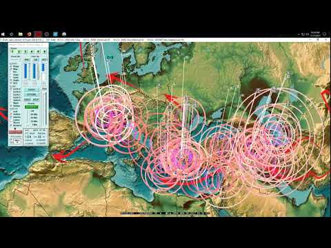 11/17/2017 -- Large Earthquake in China -- Global unrest spreading as expected -- HAVE A PLAN