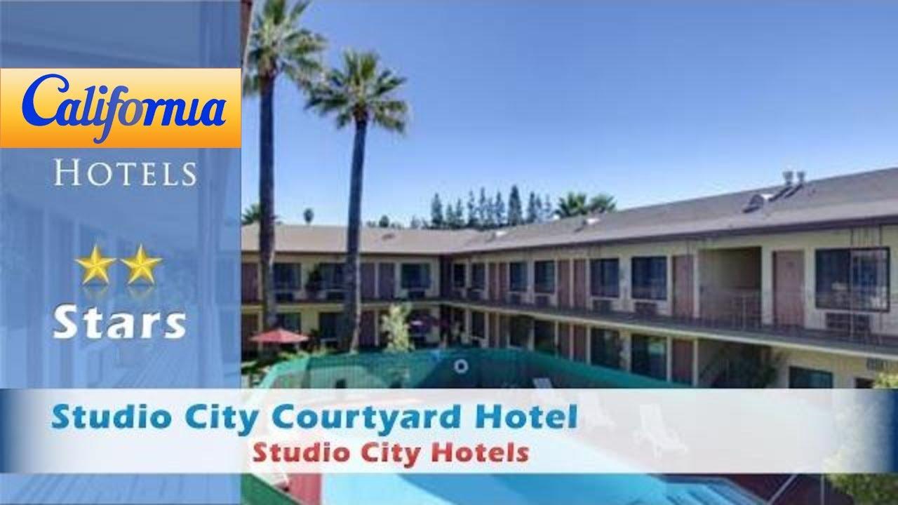 Studio City Courtyard Hotel Hotels California