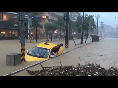 Climate & Extreme Weather News #30 (June 1st to June 3rd 2017)