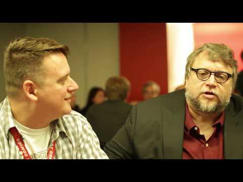 Guillermo del Toro Roundtable - New York Comic Con 2016