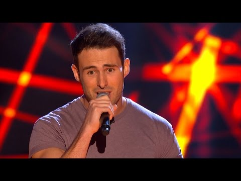 Stephen Cornwell performs 'She Looks So Perfect' - The Voice UK 2015: Blind Auditions 5 - BBC One