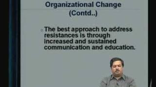 Lecture - 29 Organizational Development - II