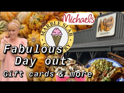 Download Fabulous day out | gift cards & more