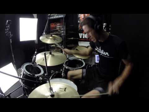 Mr. Brightside - Drum Cover - The Killers