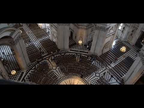 #3 - St Pauls Cathedral - Stairway to Heaven