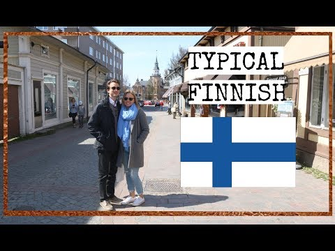 So Finnish - Typical Finnish | Kia Lindroos