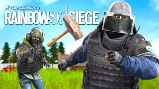 RAINBOW SIX SIEGE FAILS: #4 (Rainbow Six Siege Random Moments Compilation)