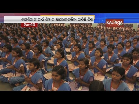KISS becomes beacon of light for Niyamgiri Dangaria Kandha | Kalinga TV