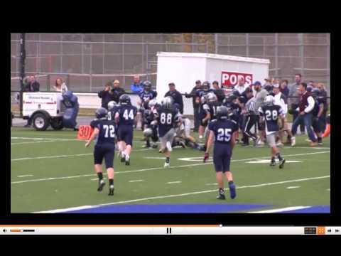 will sullivan 8th grade football