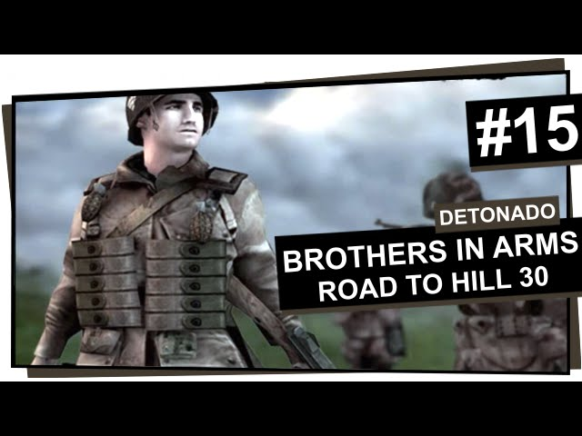 Brothers in Arms: Road to Hill 30 #15 - O Ataque de Cole (Legendado em português)
