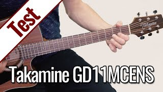 Takamine GD11MCENS | Gitarrentest