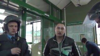 """""""Правильный"""" охранник магазина, защитница-пенсионерка и снова милиция"""